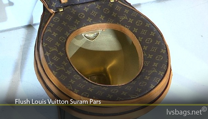 Flush Louis Vuitton Suram Pars